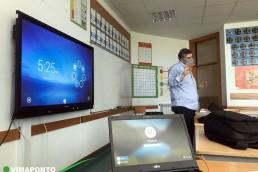 Ecrãs Interativos